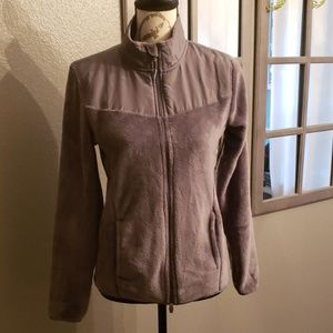 Danskin NOW Grey Jacket Size Small